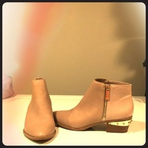 Brand new Leather Sam Edelman Ankle Boots